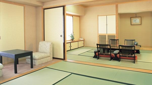 【禁煙】和室二間(定員8名)