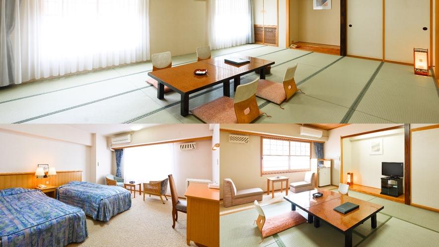 【客室】コネクティングルーム