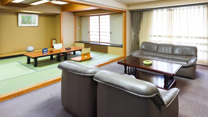【客室】ジャパニーズスイート(限定1室)