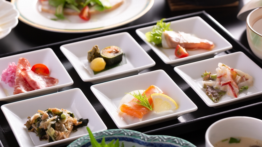 【ご夕食】御膳ディナー(イメージ)