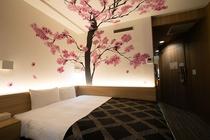 桜テーマルーム