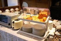 朝食(和洋食ブッフェ)