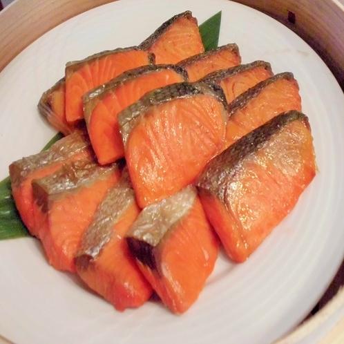 朝食日替わり一例『日替わり焼き魚』
