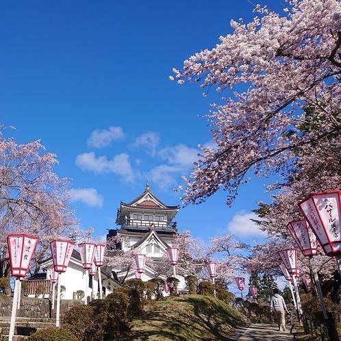 横手市『よこて桜まつり』4月開催