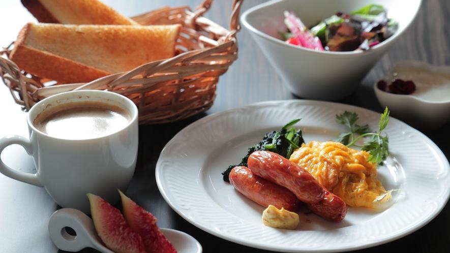 朝食例(1)