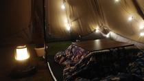 テントの中にはこたつもあるのでぽっかぽかです♪