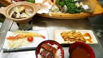 *【三河を味わうプラン夕食一例】三河湾の美味をお届けします