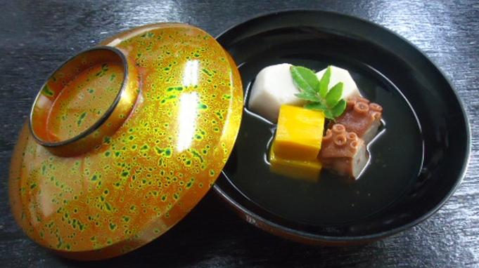 <記念日プラン>加賀の美味で人生の節目をお祝い(夕食は二代目おまかせ荒磯料理)