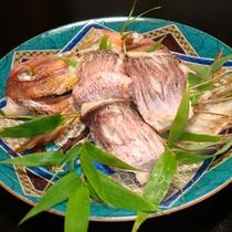 *お料理一例≪アマダイ≫焼き物