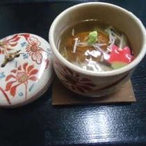 *料理一例:加賀レンコン