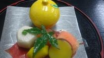 *【秋のお食事一例】前菜