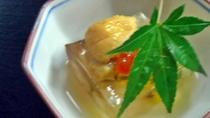 *【ゼリー寄せ】新鮮なお野菜などを、だしでゼリー寄せに。夏にぴったりです。