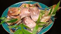 *【お料理一例】アマダイの焼き物