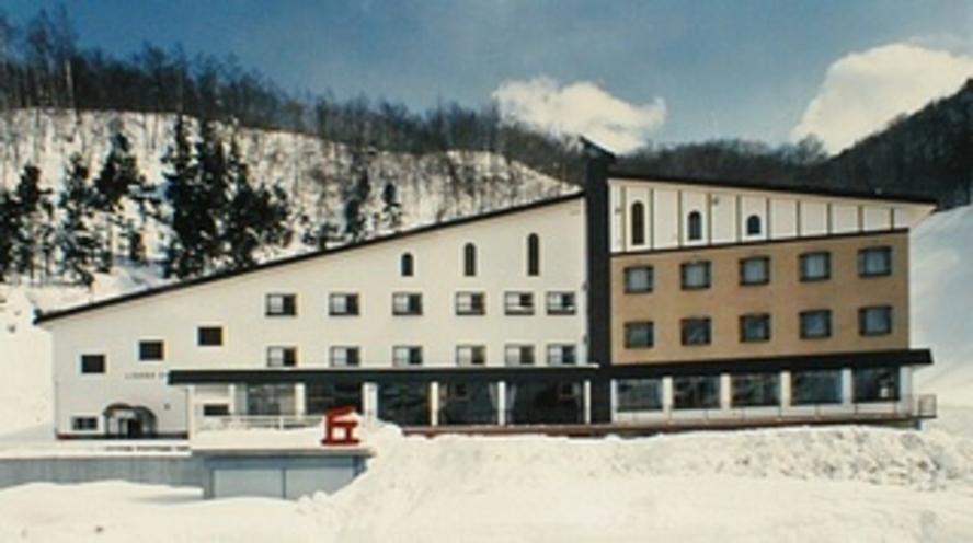 冬のロッヂ丘
