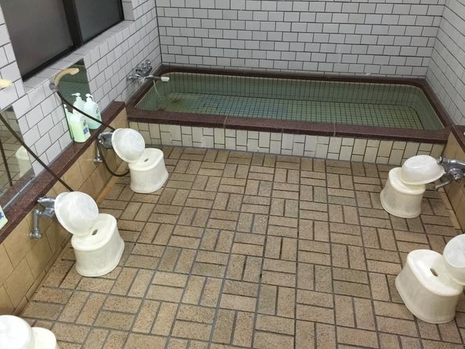 男性お風呂
