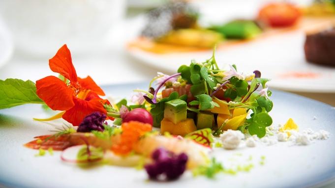【連泊割-夕朝食付-】<25%OFF確約>北の旬材を使ったフレンチ・和食ー…。1日ずつ異なる味わいを