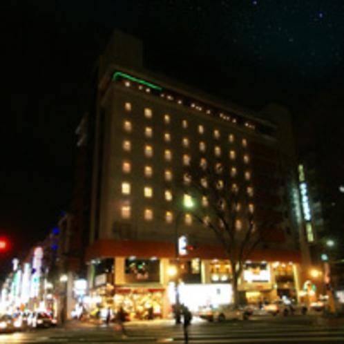 ホテル定禅寺 外観写真