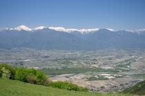 長峰山からの展望