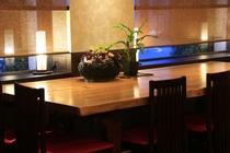 レストラン【テーブル席】
