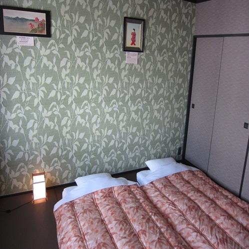 和室【JAPANESE ROOM】寝室