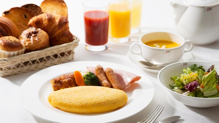 朝食 イメージ(1階 シェフズダイニング「シンフォニー」)