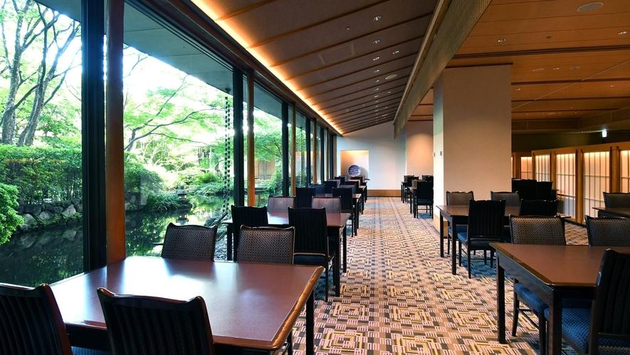 5階 日本料理「源氏香」