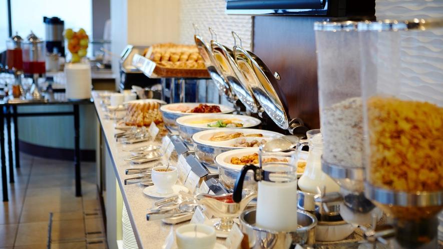 20階 エグゼクティブラウンジ 朝食イメージ