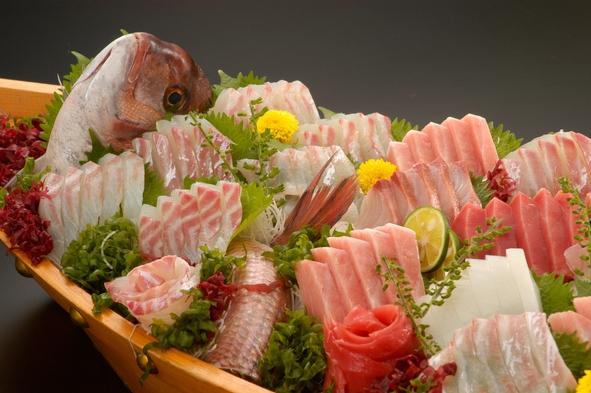 ■Welcome to 千葉キャンペーン♪部屋食セルフ!尾頭付舟盛の夕食で朝食なし・・【夕食付】