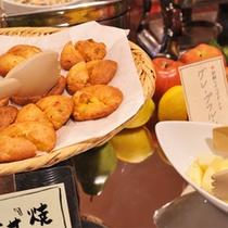 *朝食一例/魚沼ならではのお料理も日替わりでご用意しております!