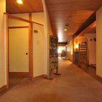 *館内/純和風の館内は、快適にお過ごし頂けるよう心掛けております。