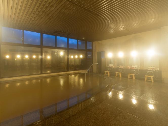 大浴場月みかげの湯・開運茶室露天風呂男性5:00〜19:30、女性20:00〜25:00