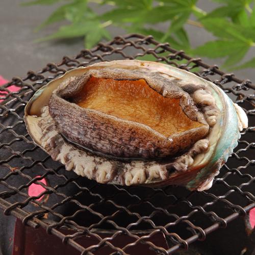 *【鮑の踊り焼き】独特の歯触りが美味しい♪磯の風味豊かな鮑に舌鼓。