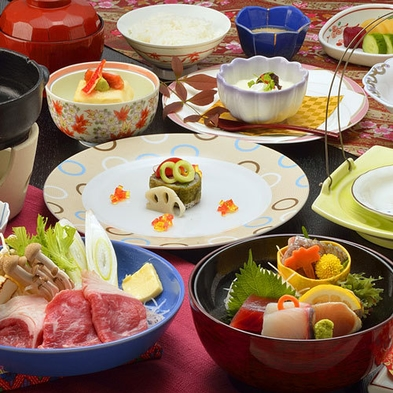 【和食会席をお手軽に♪】全7品「スタンダード会席」【ファミリー/カップル】