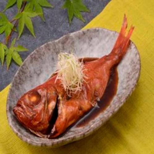 【別注】金目鯛の煮付