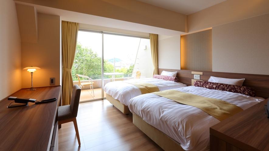 【露天風呂付和洋室◆with oak 3F】お部屋のイメージ