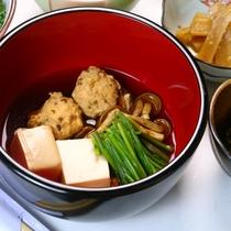 【スタンダード】煮物/素材を活かした料理