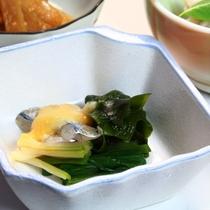 【スタンダード】小鉢/素材を活かした料理
