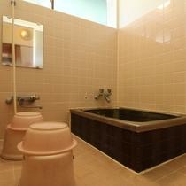 【貸切風呂】24時間入浴可能です