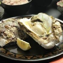 【夏季限定】岩ガキ/旬の味をどうぞ
