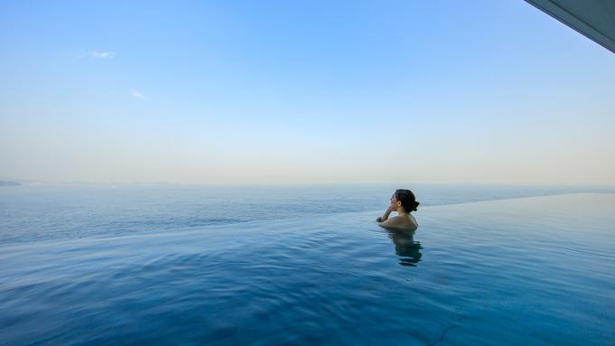 【オーシャンスパFuua入館券付き】熱海の人気リゾートスパを存分に楽しむ癒し旅◆『漁火会席』1泊2食