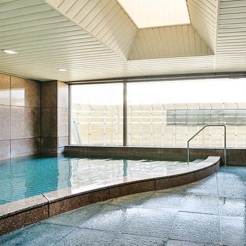 【男女入替あり】露天風呂のある大浴場と内湯のみの浴場は男女入替制です。ご利用時間にご留意ください。