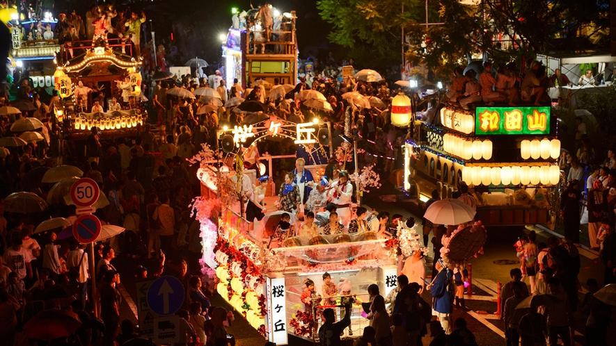 熱海が一番熱い夜!毎年7月開催の『熱海こがし祭り』