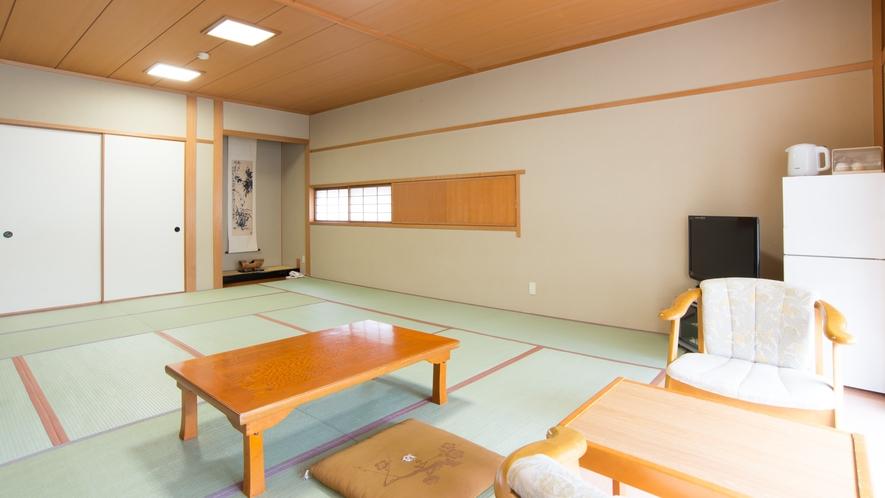 【1階/禁煙のみ】15畳和室