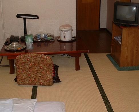 「【カード決済】☆和室6畳素泊りプラン☆