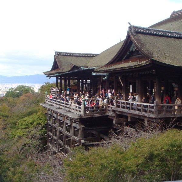 清水寺 「清水の舞台」