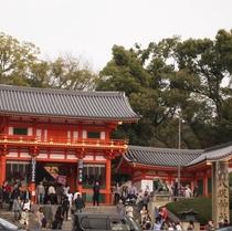 祇園さん♪こと「八坂神社」