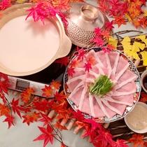【期間限定】朝食特別メニュー◆京都ポークの豆乳しゃぶしゃぶ◆