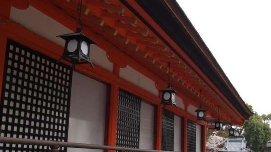 八坂神社<河原町から徒歩すぐ>