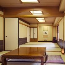 <和室>40平米/ご利用可能人数3名様~6名様迄 ※ご予約はお電話にて承ります。