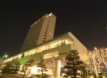 ホテルコンコルド浜松外観